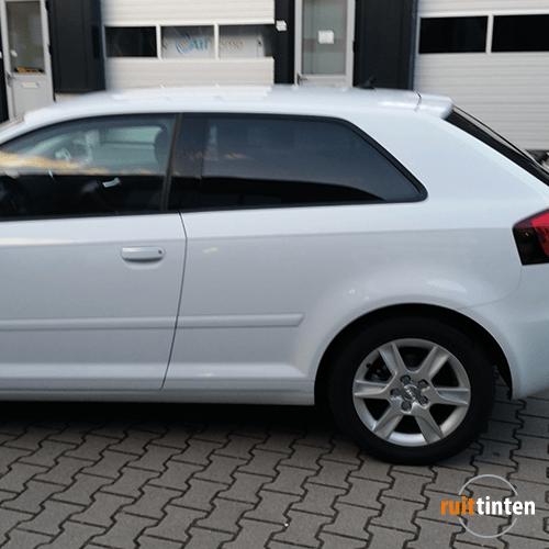 Audi a3 zijruit geblindeerd