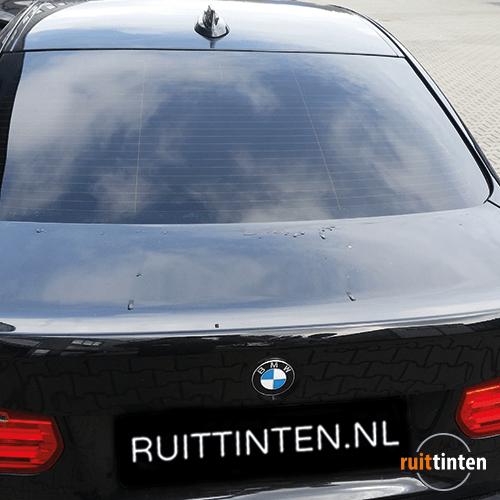 Geblindeerde autoramen BMW sedan