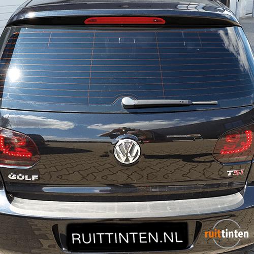 Volkswagen ramen geblindeerd