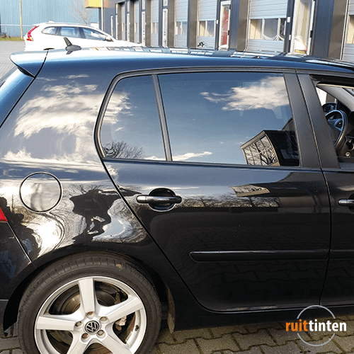 Volkswagen zijruit geblindeerd