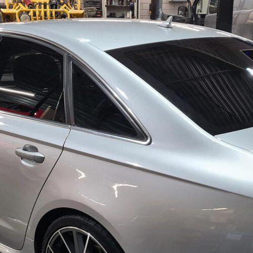 Ruittinten Banner 2 Audi